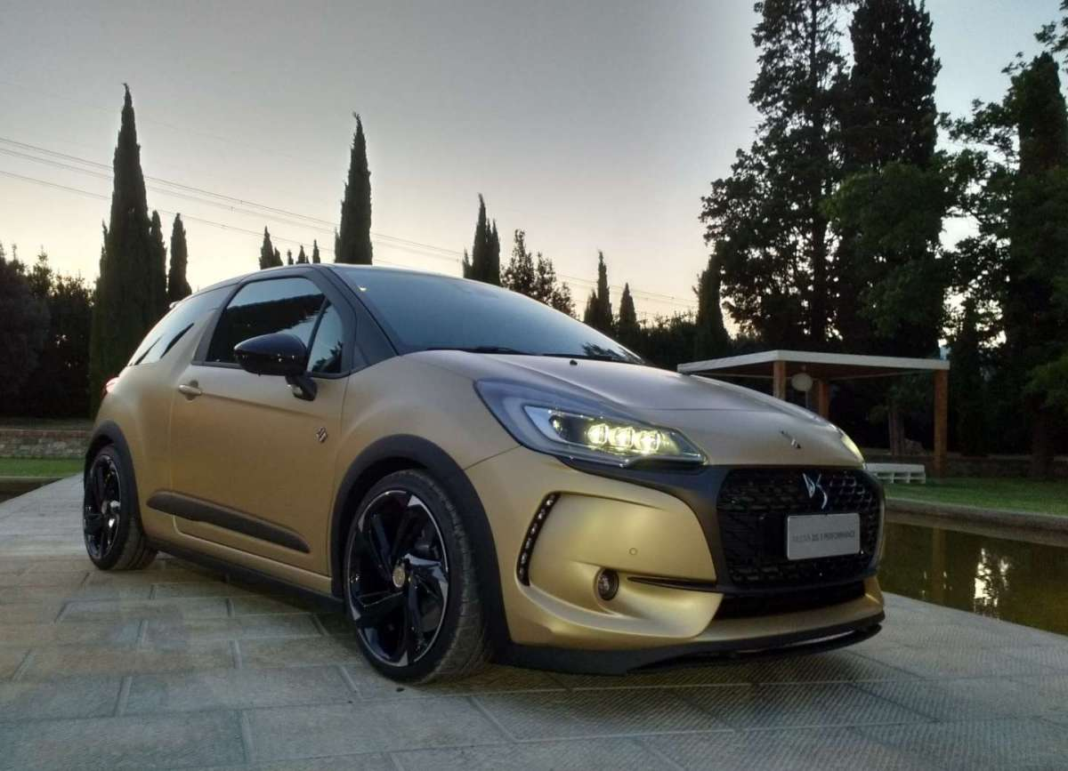 DS 3 Performance BRM Chronographes luci
