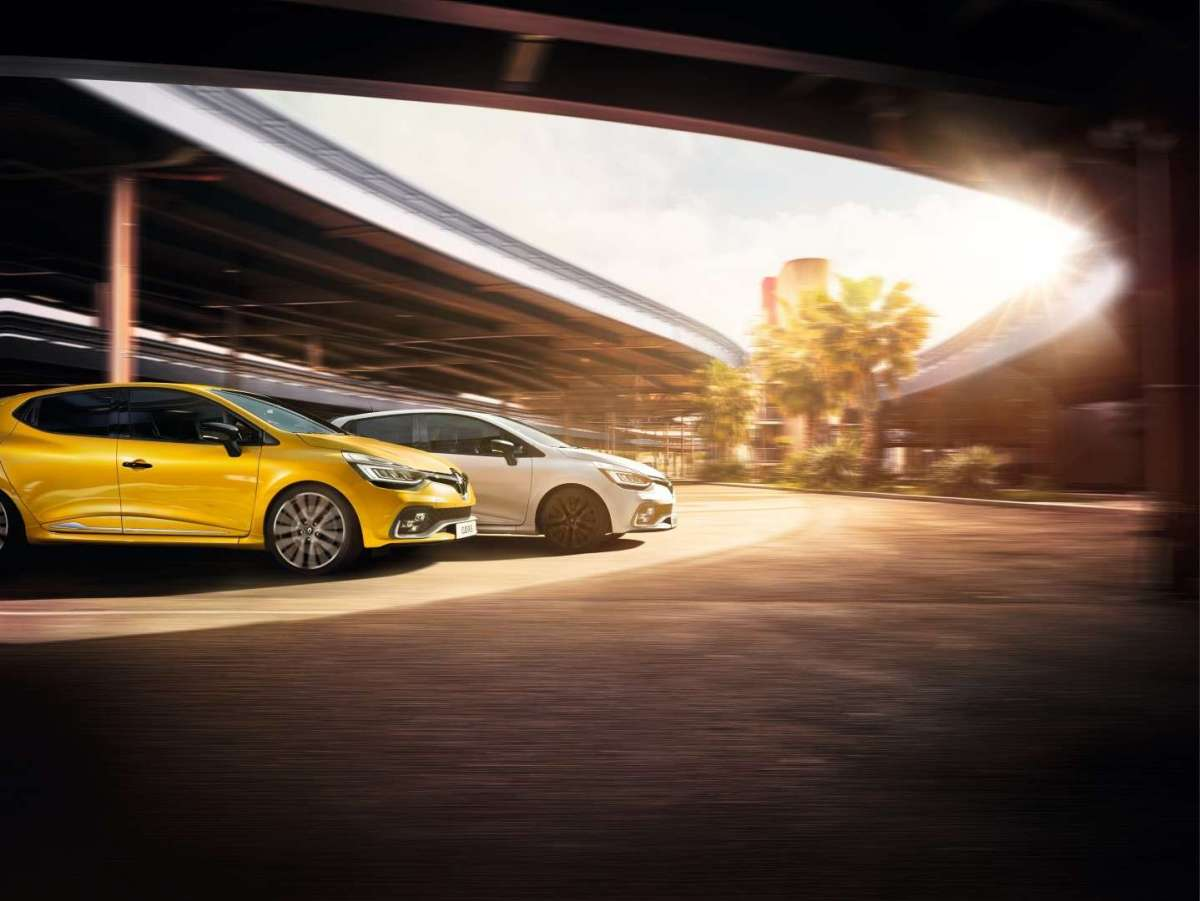 Renault Clio RS 2016 Cup