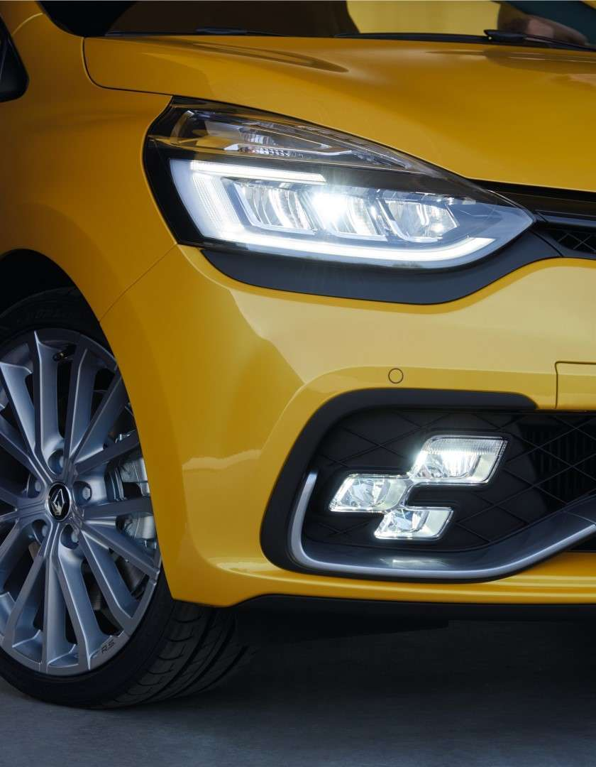 Renault Clio RS 2016 RS Vision