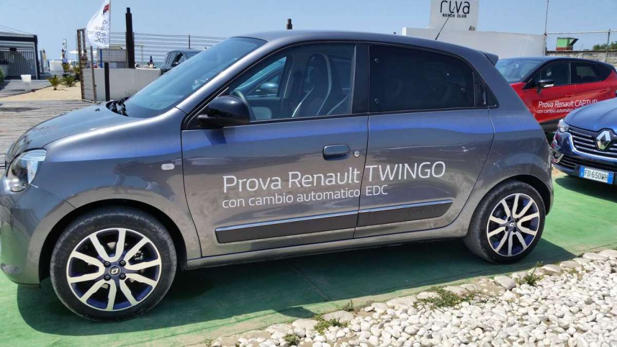 Renault Absolute Drive Twingo