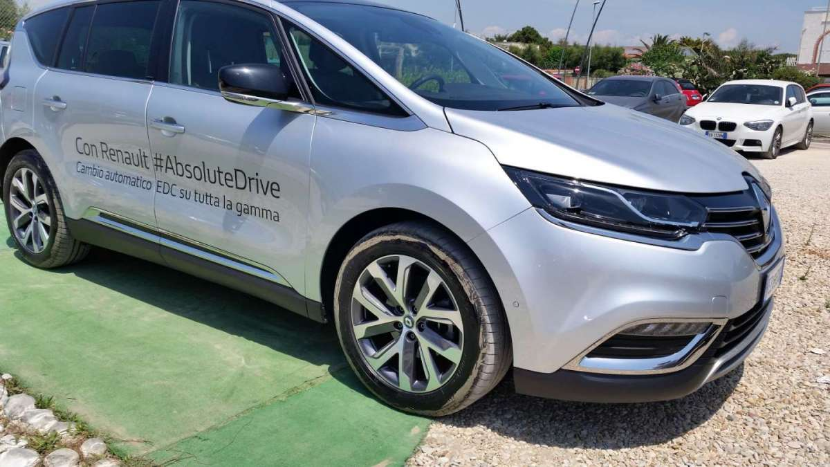 Renault Absolute Drive Espace