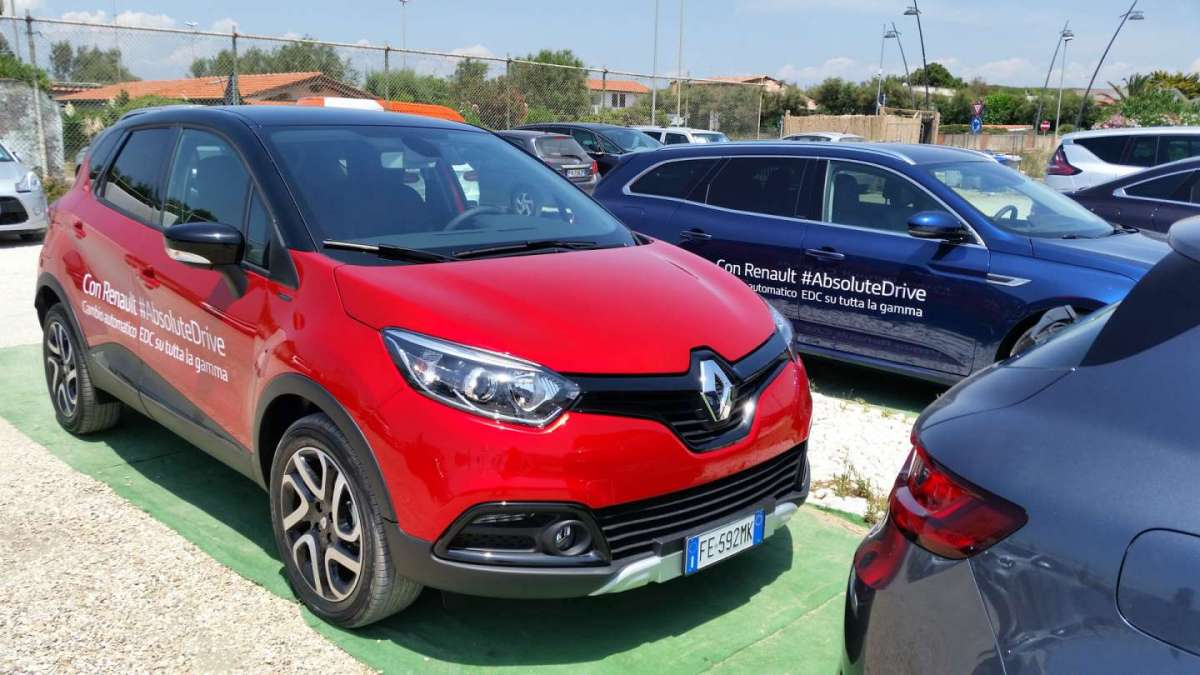 Renault Absolute Drive auto