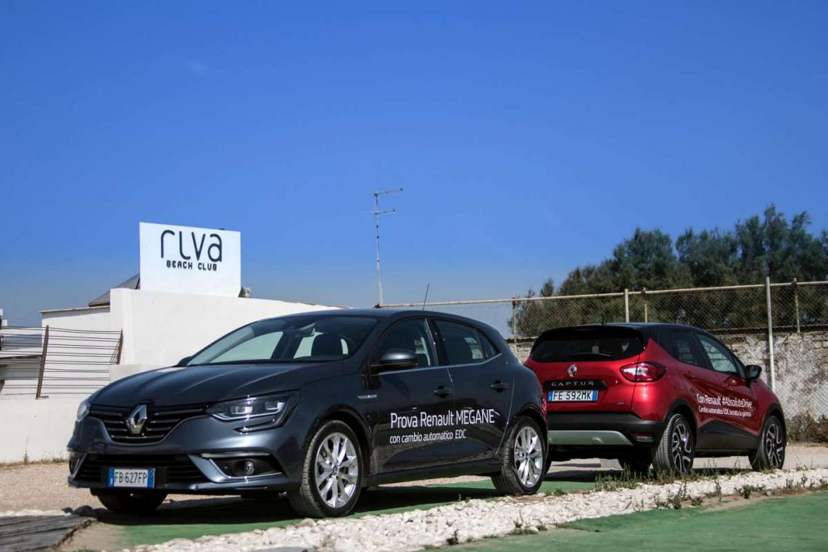 Renault Absolute Drive auto a disposizione