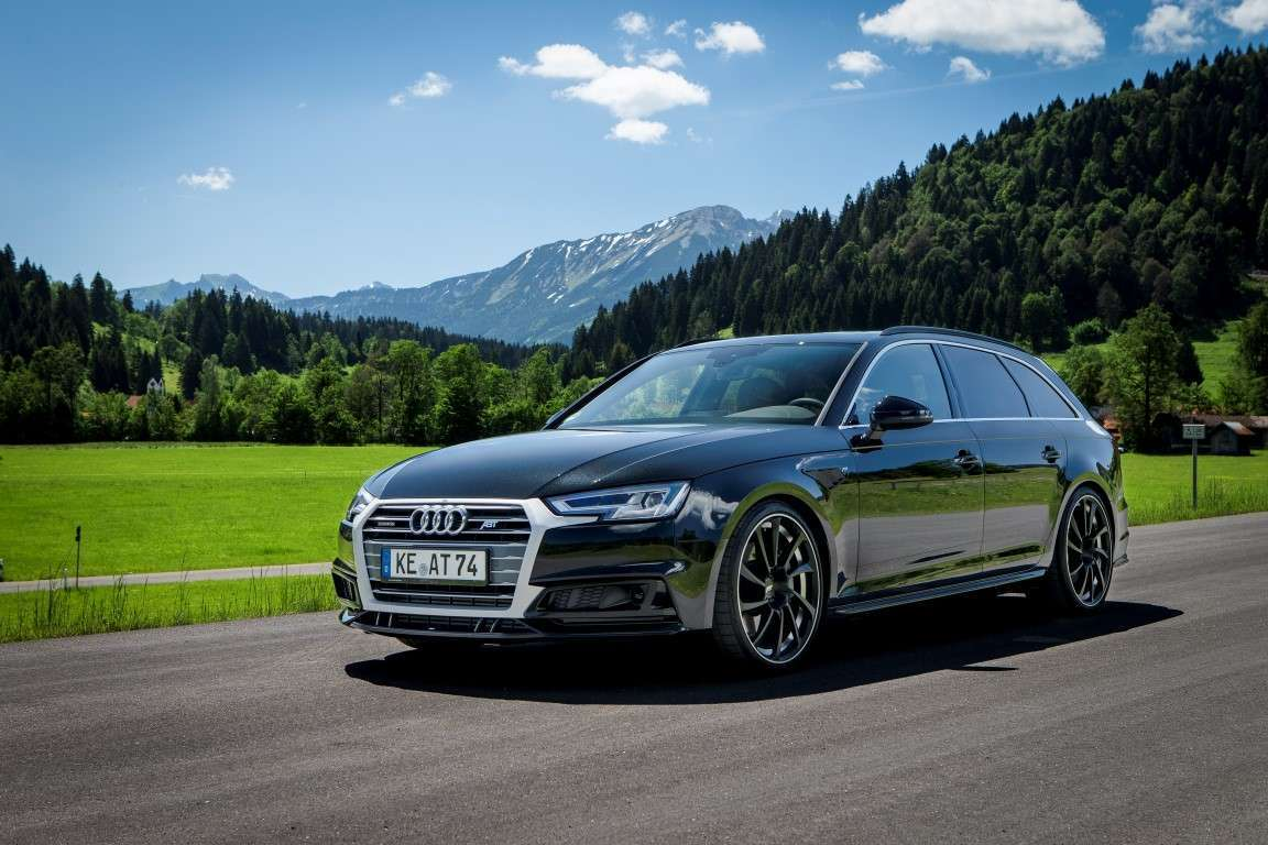 ABT AS4, tuning Audi A4 Avant