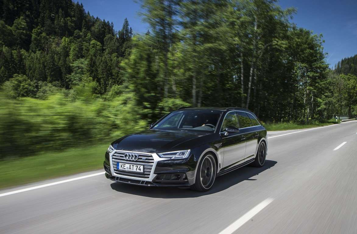 Caratteristiche ABT AS4, tuning Audi A4 Avant