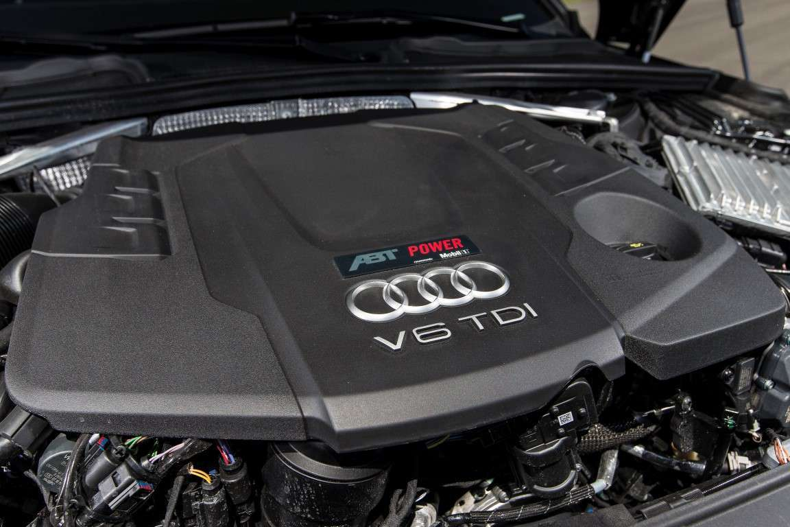 Turbodiesel ABT AS4, tuning Audi A4 Avant
