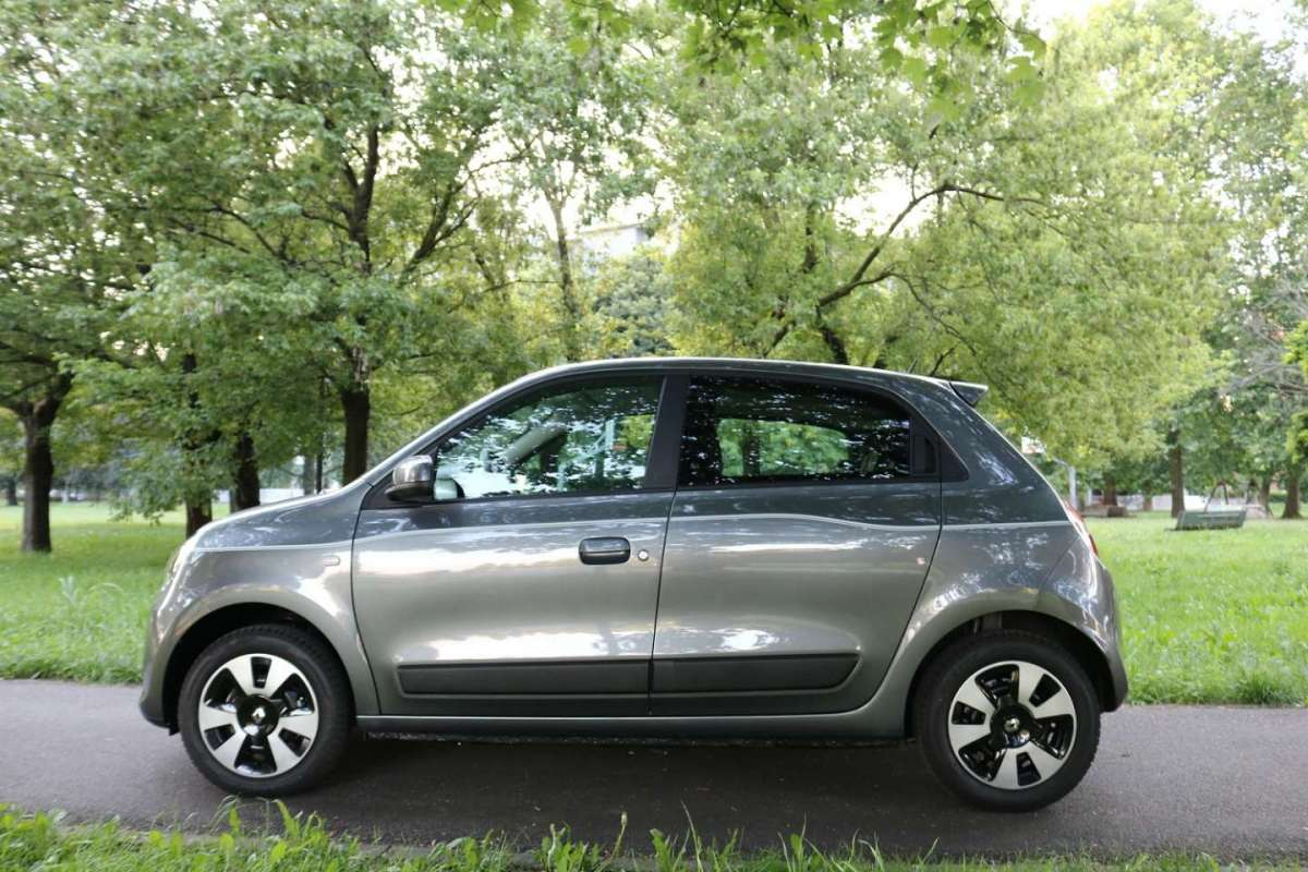 Renault Twingo Lovely dimensioni