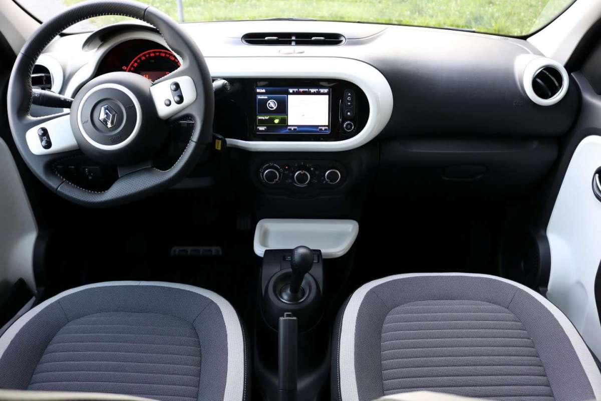 Renault Twingo Lovely plancia