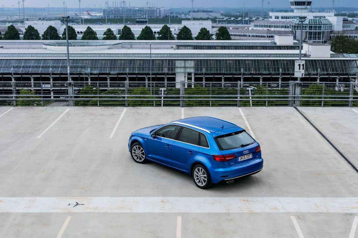 A3 Sportback 2016 restyling lunotto