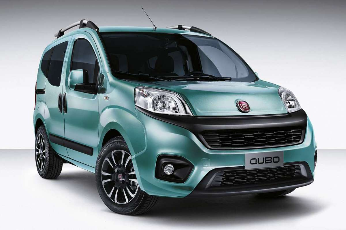 Fiat Qubo Natural Power Metano