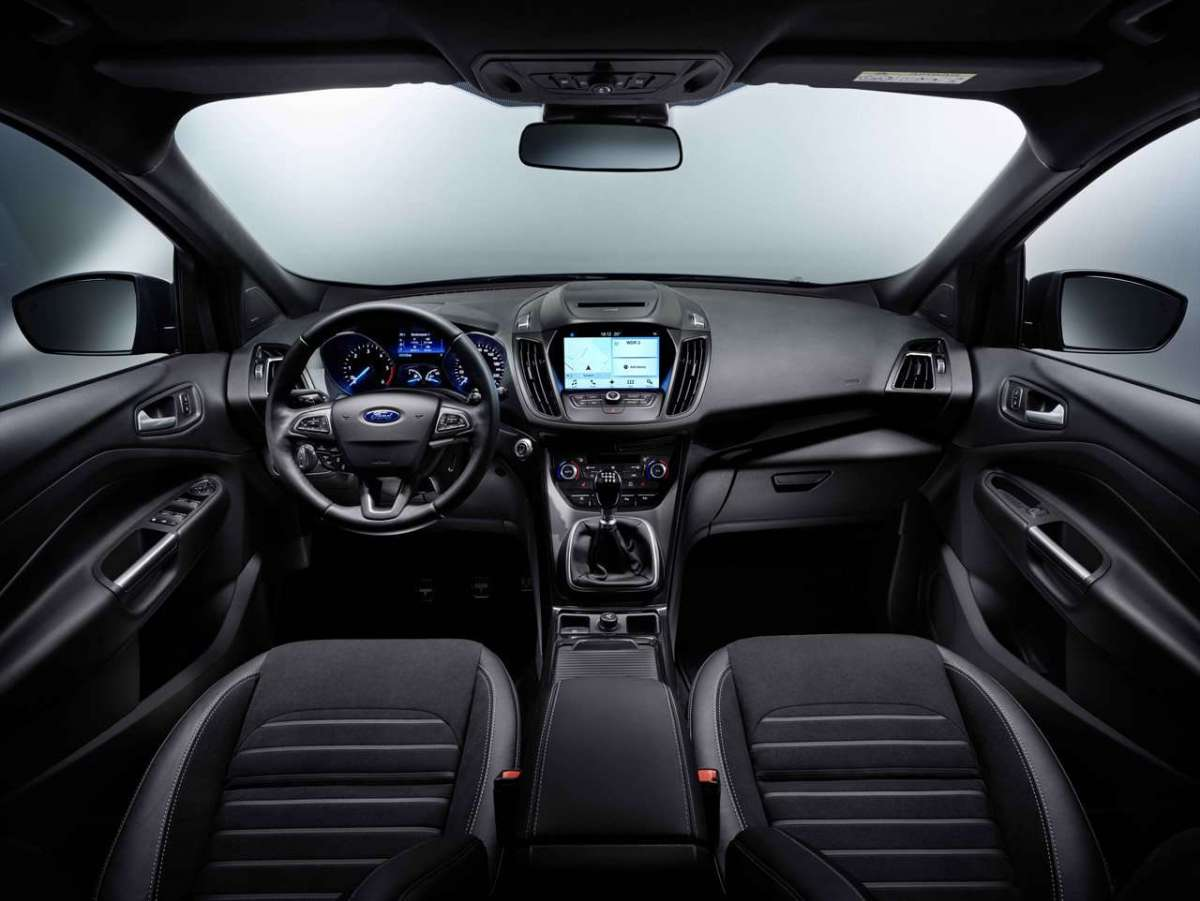 Infotainment con Ford SYNC 3