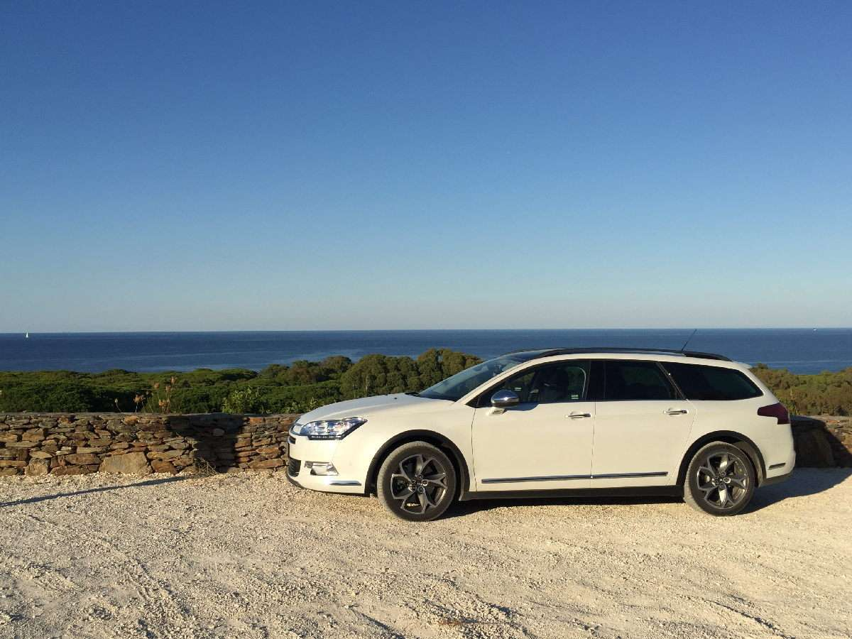 Citroen C5 CrossTourer laterale