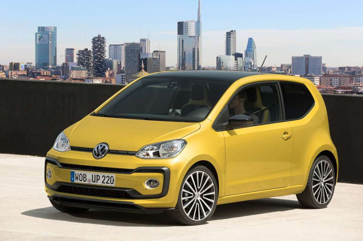 Volkswagen Up! eco a Metano