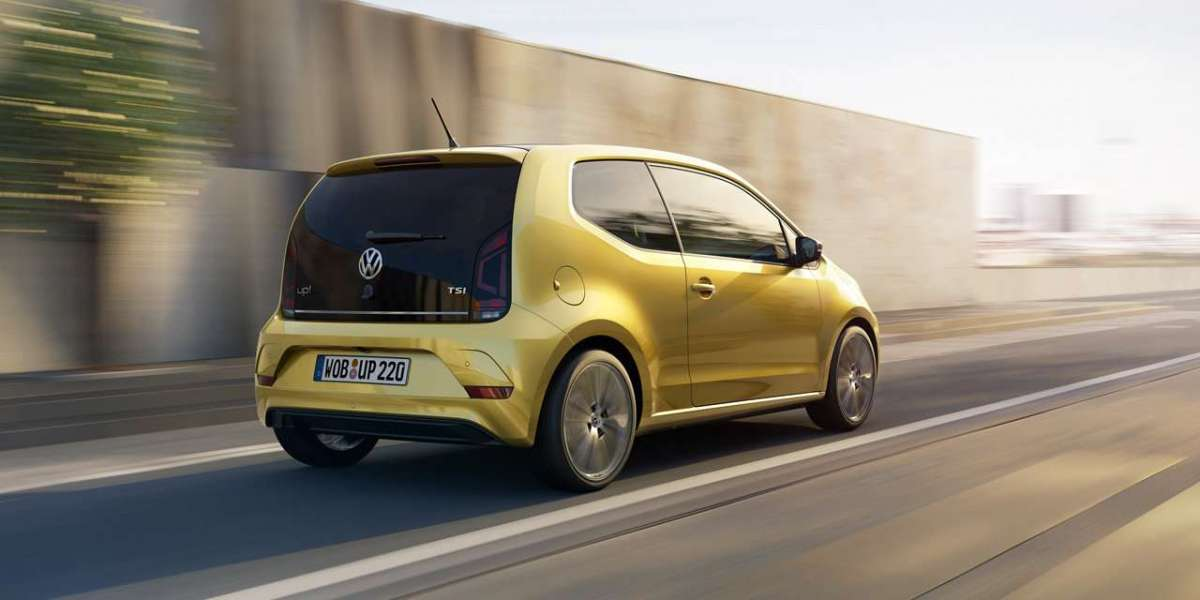 Volkswagen Up! eco a Metano posteriore