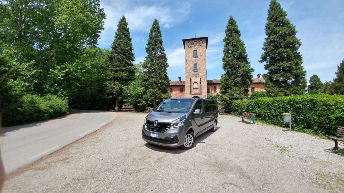 Renault Trafic 1.6 dCi 145 CV test drive