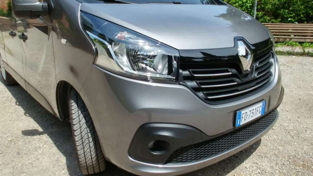 Renault Trafic muso