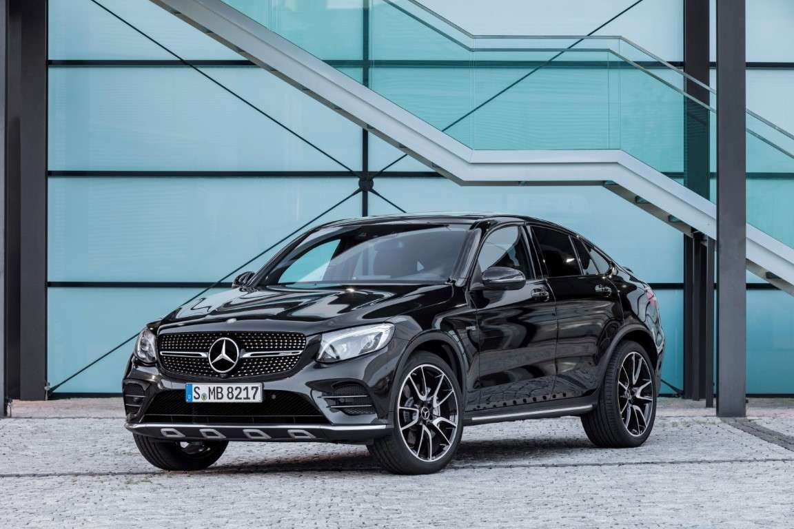 Mercedes AMG GLC 43 4matic Coupe