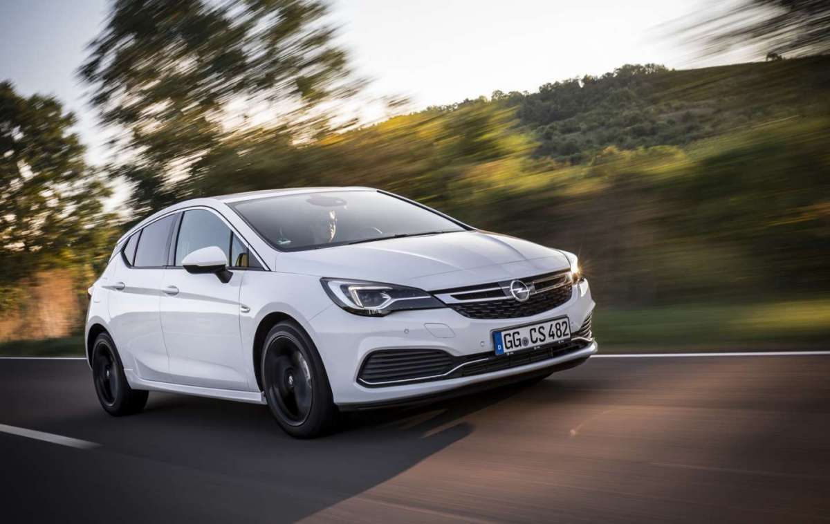 Opel Astra OPC Line 2016