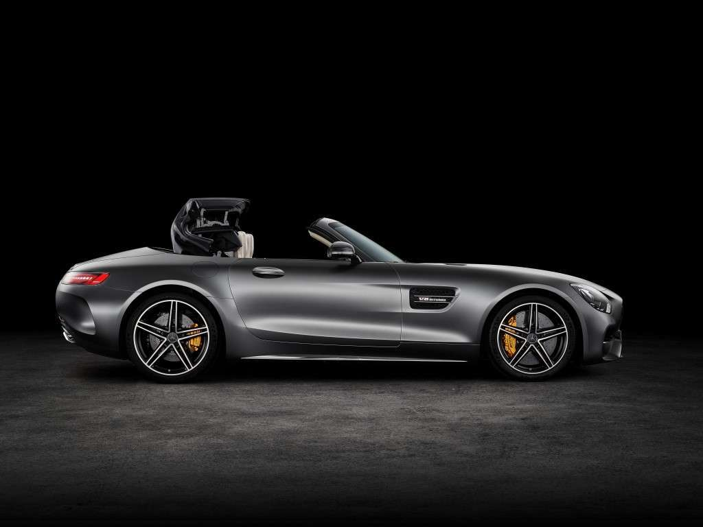 Differenze tra Mercedes AMG GT C Roadster e GT