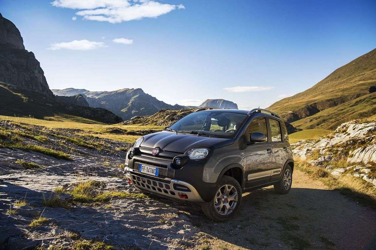 Motori Fiat Panda Cross MY 2017