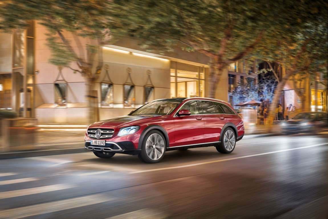 Mercedes Classe E All Terrain