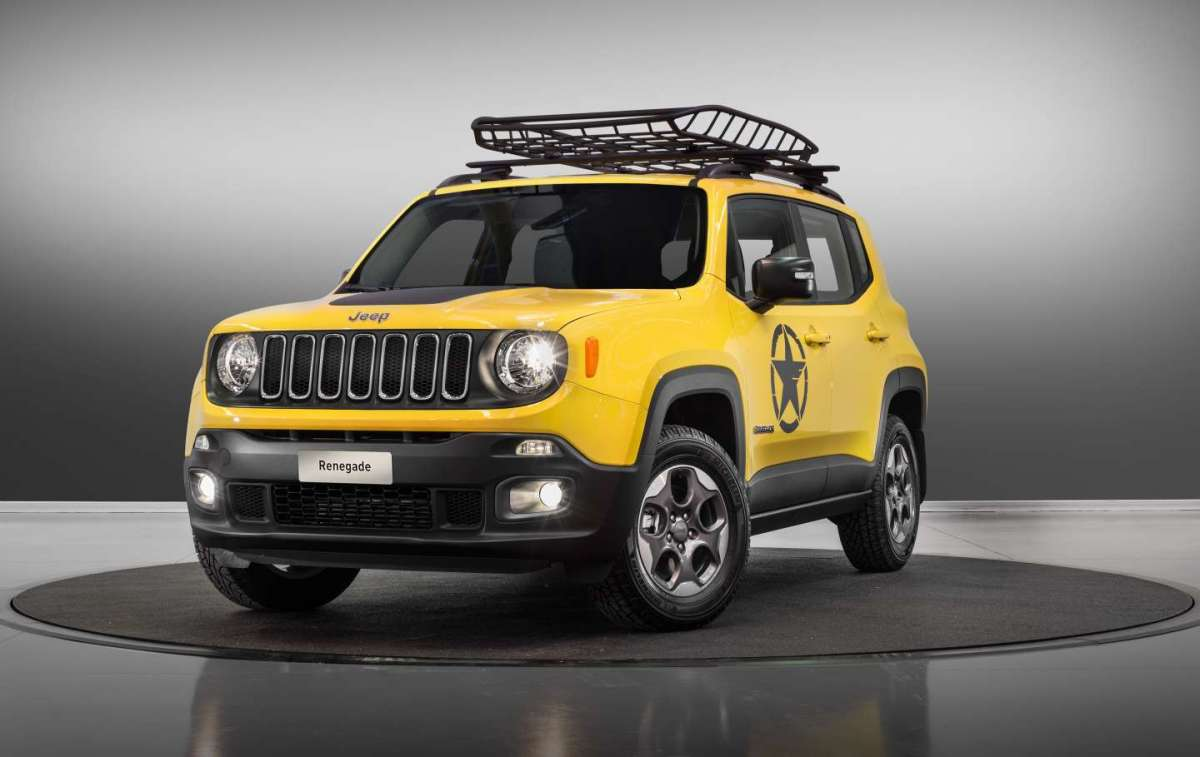 Jeep Renegade Longitude MoparONE