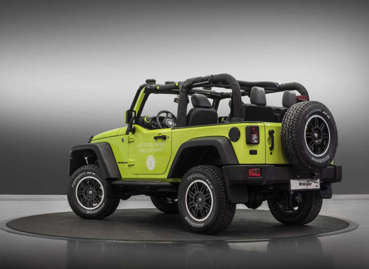 Jeep Wrangler Rubicon MoparONE