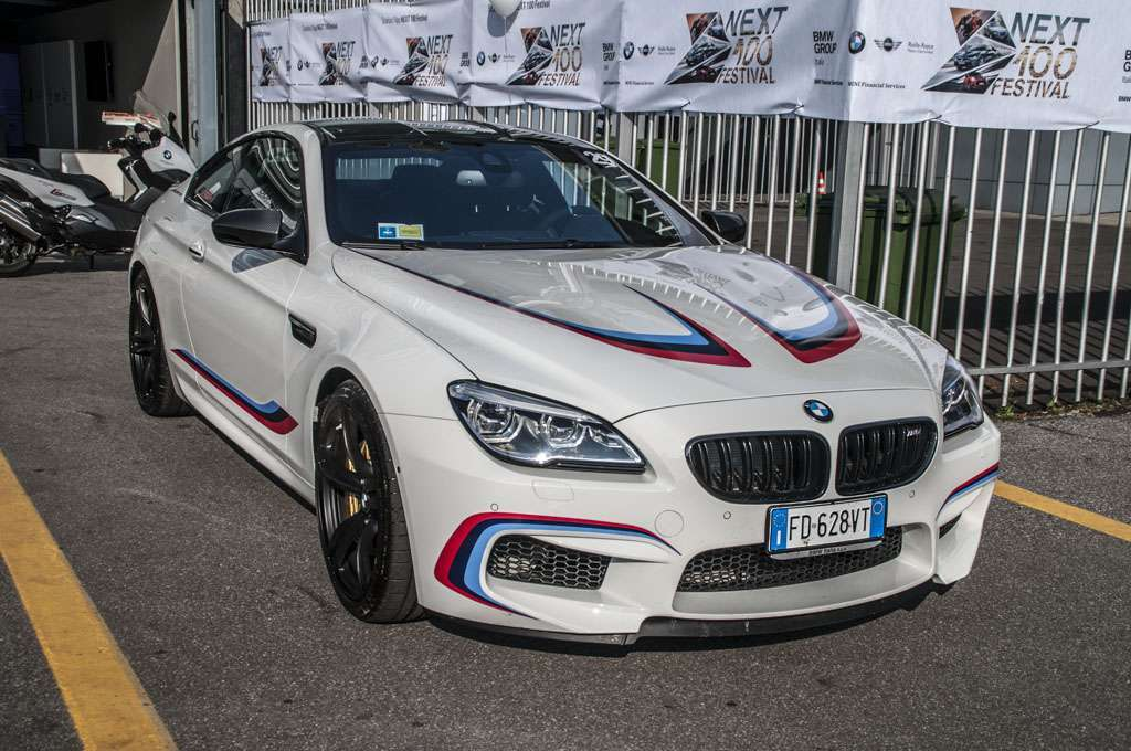 BMW Next 100 - M6 Competition