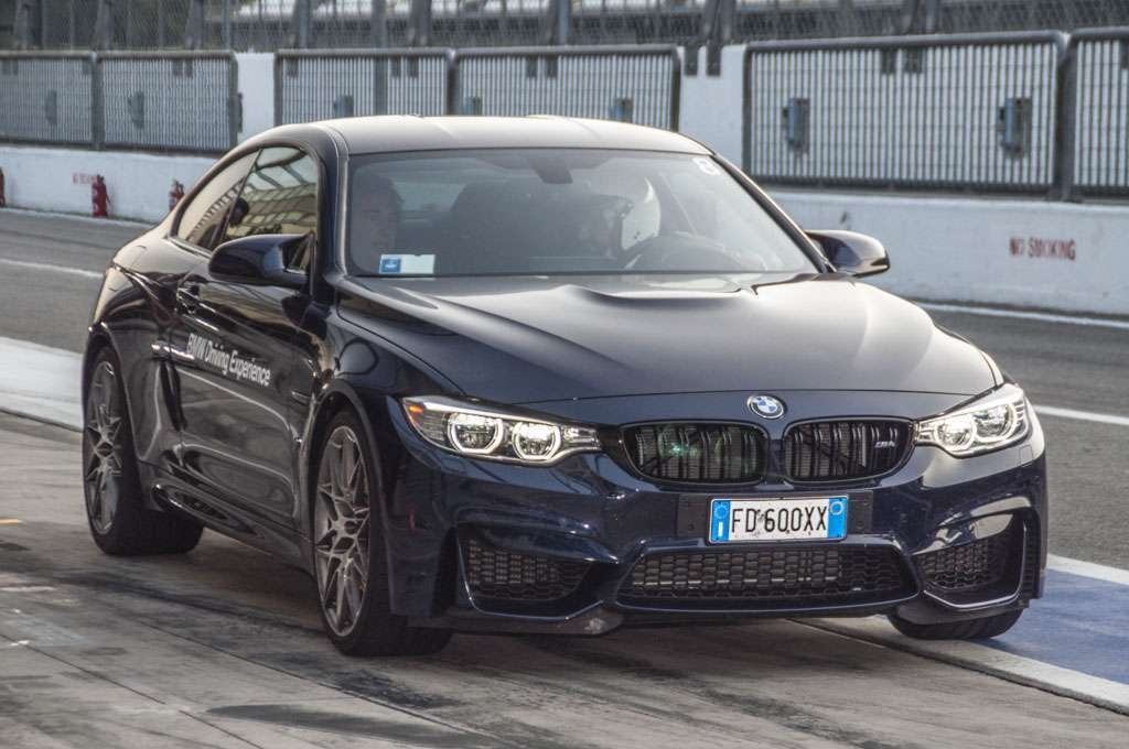 BMW Next 100 - M4 Driving Experience