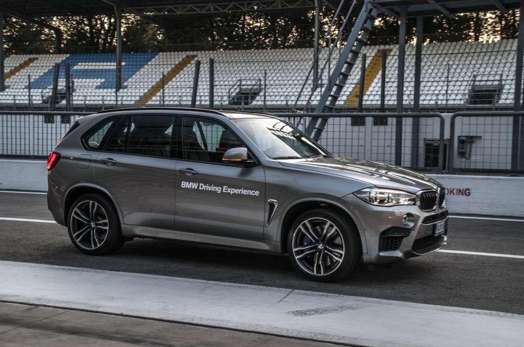 BMW Next 100 - X3 M Driving Experience
