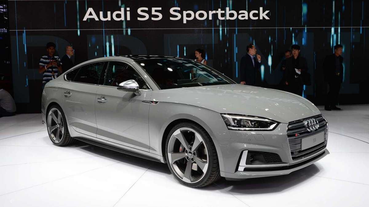 audi s5 sportback 2017 foto allaguida. Black Bedroom Furniture Sets. Home Design Ideas