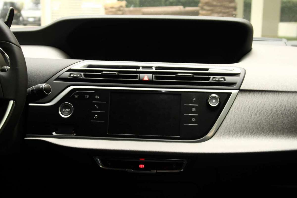 Citroen Grand C4 Picasso, infotainment