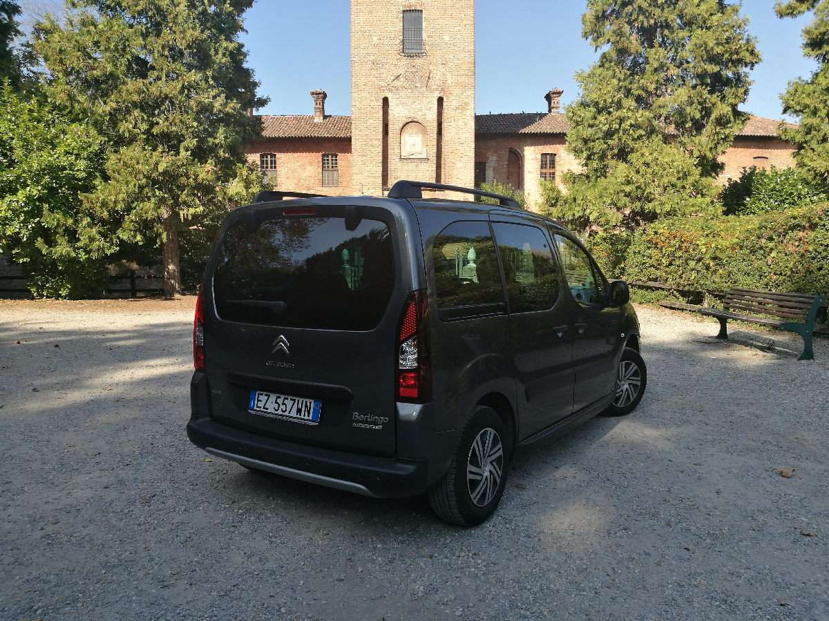 Citroen Berlingo listino