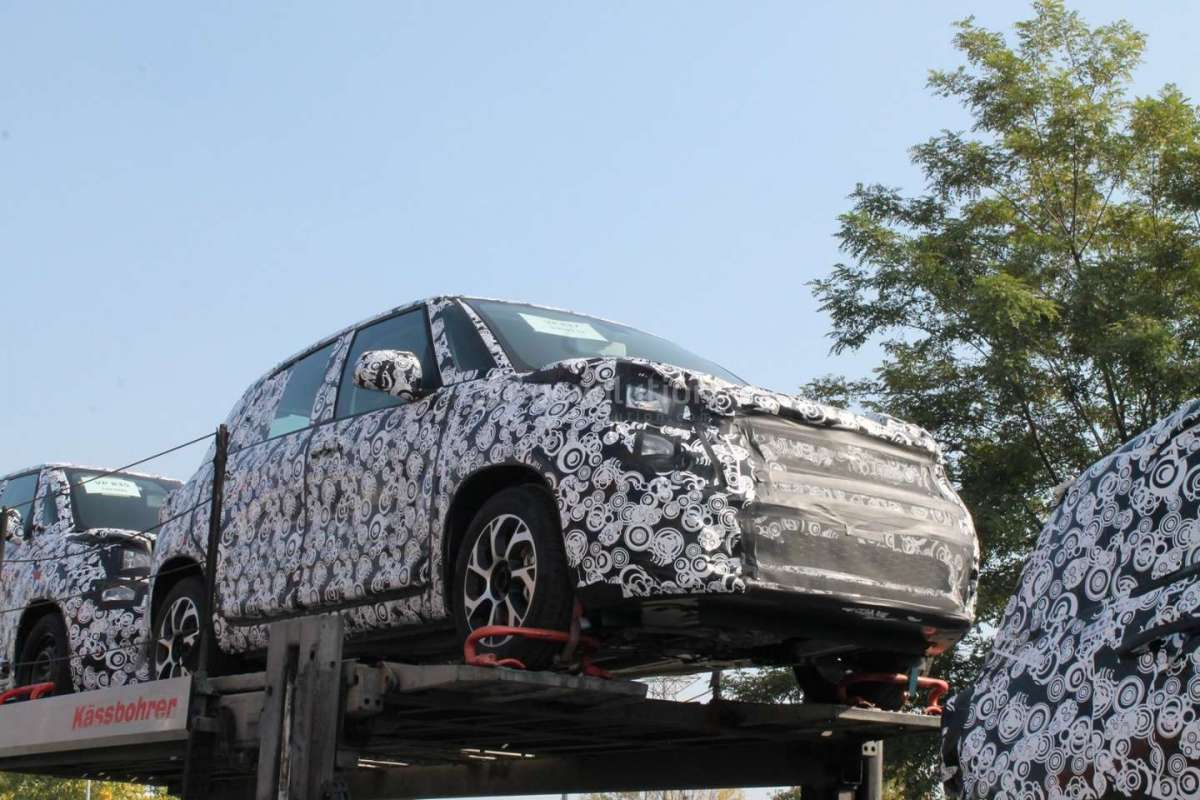 Fiat 500L 2017 restyling muso