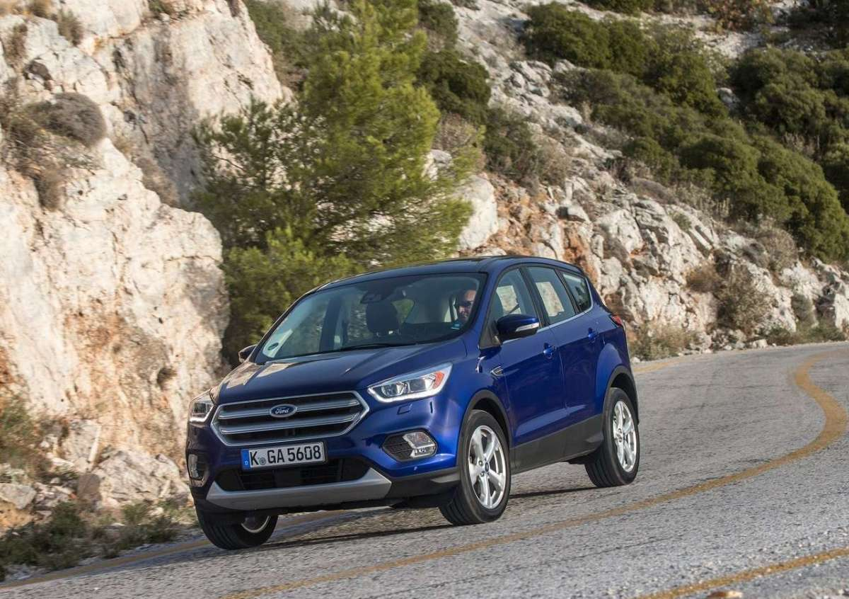 Ford Kuga 2016 restyling normale