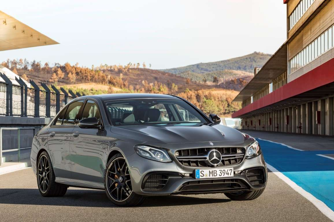 Mercedes AMG E 63 S 4Matic+