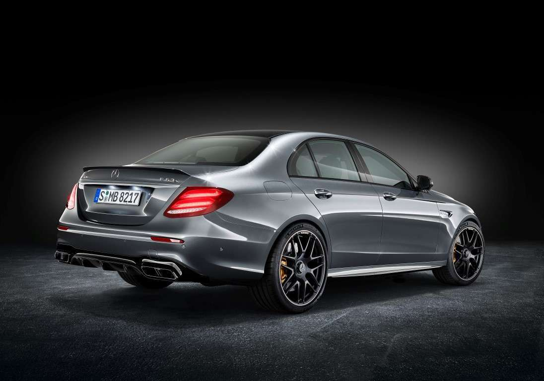 Mercedes AMG E 63 S 4Matic+ Edition 1