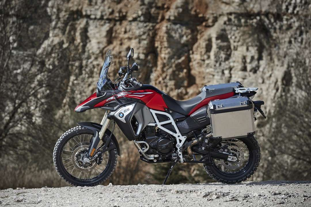 BMW F 800 GS Adventure fianco
