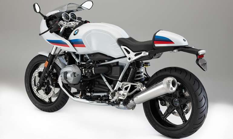 BMW R NineT Racer 2017 posteriore