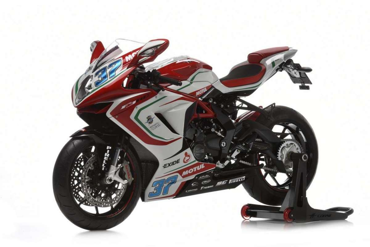 MV Agusta F3 675 800 RC Limited Edition