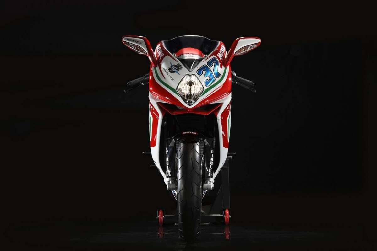 MV Agusta F3 675 RC Limited Edition anteriore