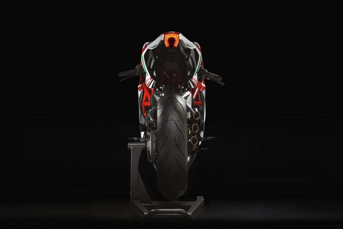 MV Agusta F3 675 RC Limited Edition retro