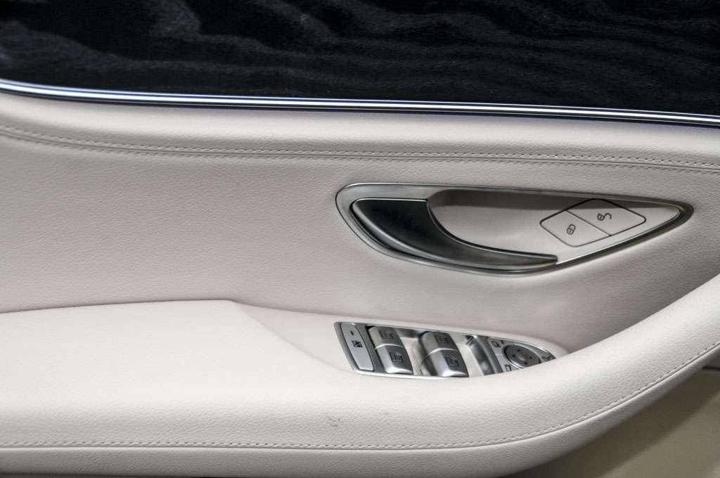 Mercedes Classe E Station Wagon rivestimenti