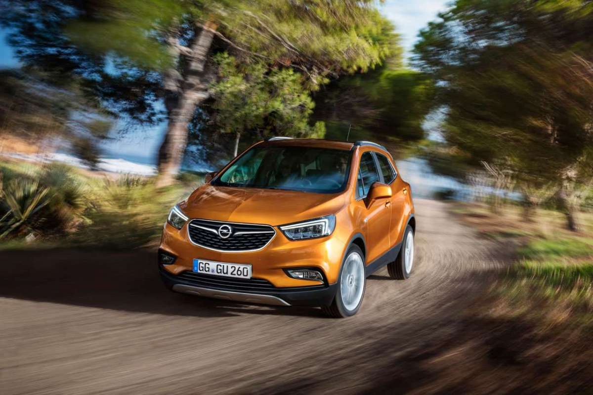 Opel Mokka X Gpl-Tech