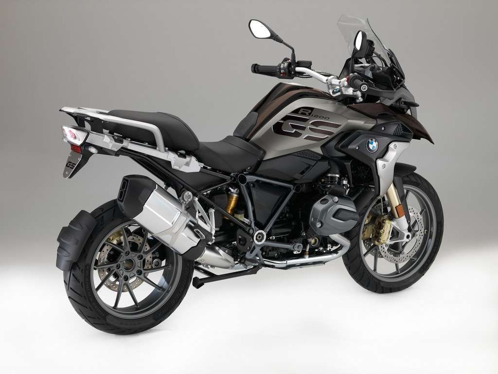 Posteriore BMW R 1200 GS 2017