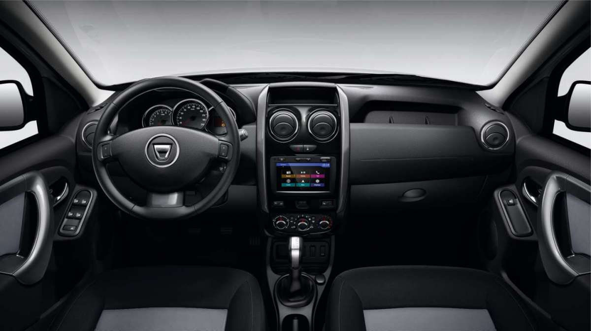 Dacia Duster GPL interni