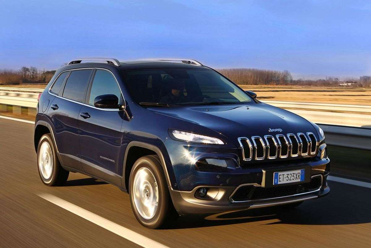 Jeep Cherokee Limited muso