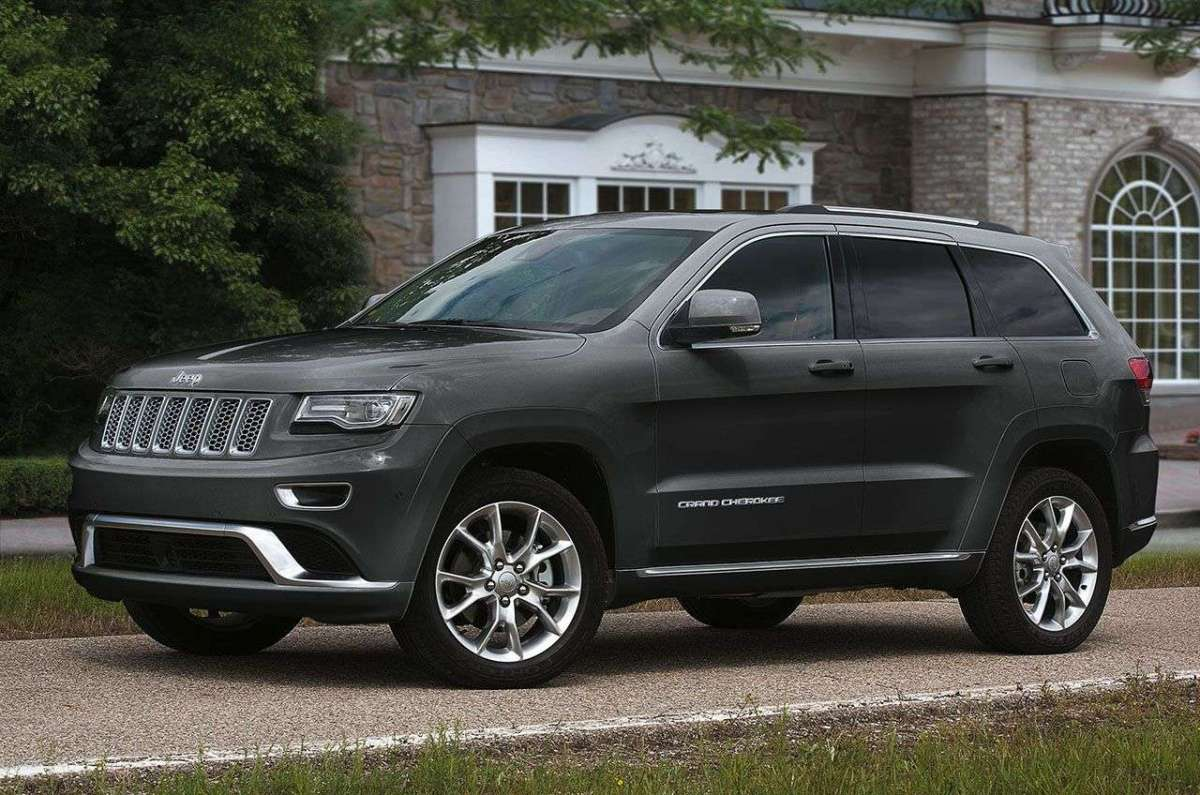 Jeep Grand Cherokee Platinum