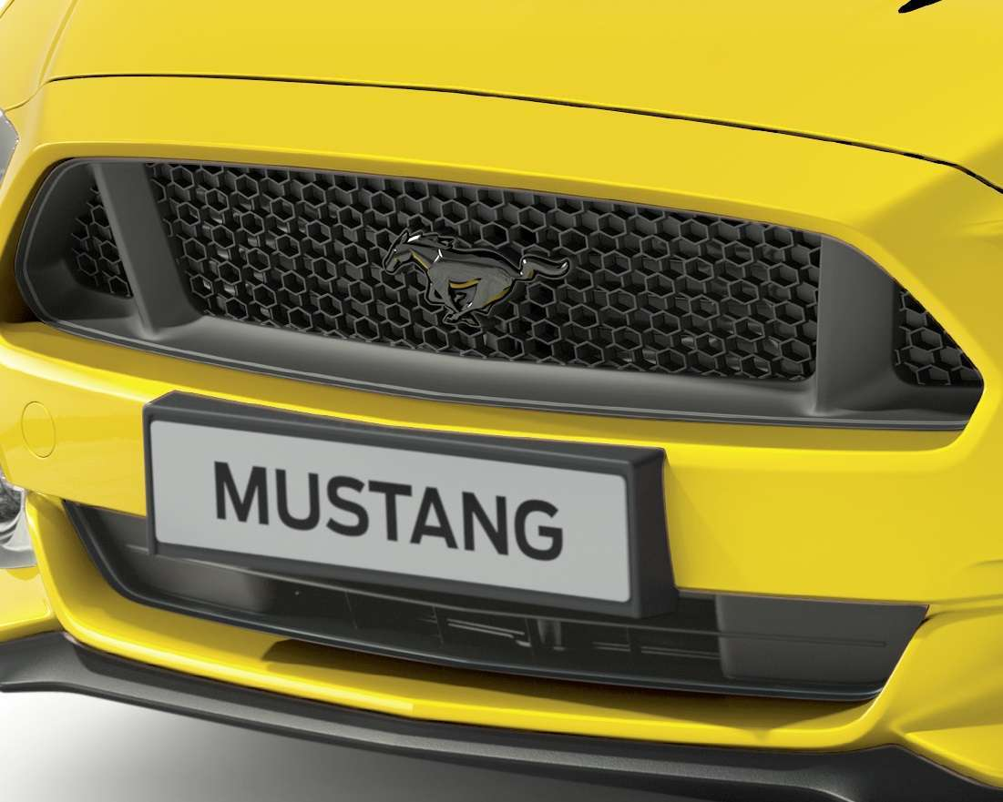 Scheda tecnica di Ford Mustang Black Shadow