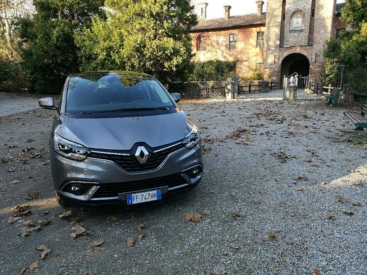 Renault Scenic Tce 2016 muso